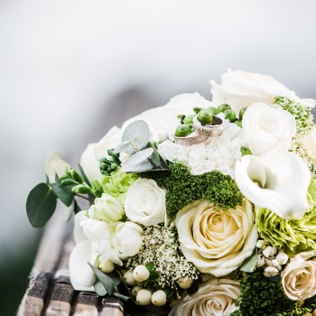 Bruidsboeket - Foto: Liesbeth Gavriilakis fotografie