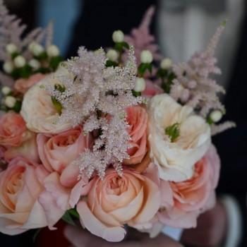 Bruidsboeket - Foto: Jef Celen