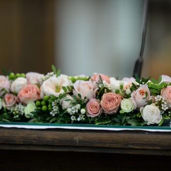 Bruidswerk altaarstuk - Foto: Jef Celen