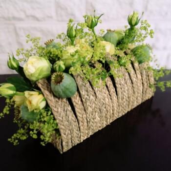 Workshop augustus 2020 - Zomerse bloemencreatie